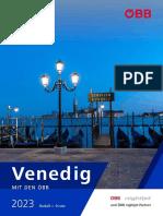 Venedig - ÖBB EuroNight - über Nacht nach Venedig