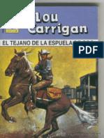 Carrigan Lou El Tejano de La Espuela