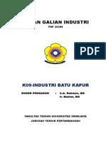 k09-Industri Batu Kapur
