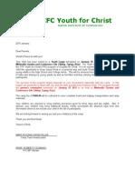 YFC Letter