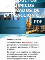 8-Productos Químicos Derivados de La Fracción C4
