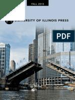 University of Illinois Fall 2013 Catalog