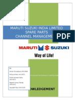 Maruti Final