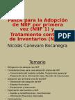 Adop NIIF y NIC2