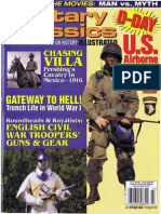 Military Classics Illustrated 01