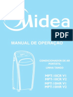 Manual Midea Tango