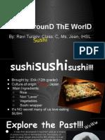Food Around the World Ravi.pptx