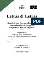Letras & Letras, V 30, n 2