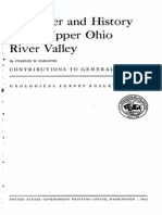 Character and History  of the Upper Ohio River Valley