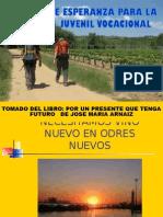 Caminos de Esperanza Para La Pastoral Juvenil Vocacional