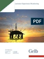 Effective Customer Satisfaction Measurement in the Oilfield