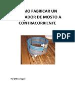 Cómo Fabricar Un Enfriador de Mosto a Contracorriente by Brewingjon