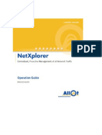 GUIDE NETEXPLORER ALLOT