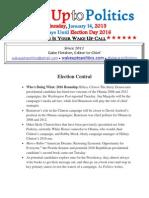 Wake Up to Politics - January 14, 2015