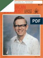 American Atheist Magazine Jan 1978