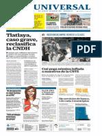 GradoCeroPress Miér 14 Ene 2015 Portadas Medios Nacionales