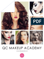 QC Makeup Academy Brochure