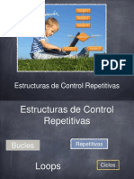 Estructuras de Control Repetitivas I