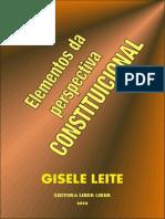 Elementos Da Perspectiva Constitucional