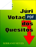 Júri Votação Dos Quesitos