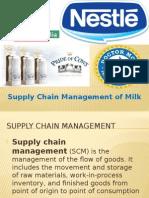 SCM of Milk