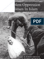 The Violent Oppression of Women in Islam