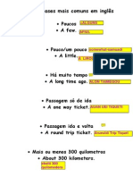 Inglês - 1000 Frases Mais Comuns Em Inglês