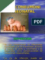 Bronco Neumonia Neonatal