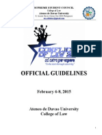 Conflicts of Law Rules 2015