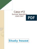 Study House- Taller