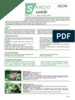 Plantas Tóxicas/ano 02 n° 11 edição