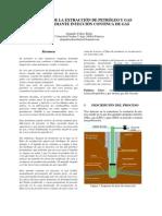Simulación de La Extracción de Petróleo y Gas