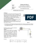 Problemas Resueltos Examen 17-09-2012 FISICA
