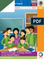 Educar y proteger. El trabajo docente en una escuela segura. Guía para docentes