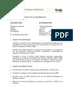 Asignatura - Temario - Sistemas_erp