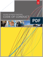 Adobe Business Partner Code of Conduct