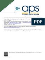 Dynamic Text Comprehension - David N. Rapp & Paul Van Den Broek