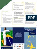 Cartilha Direitos Do Passageiro PORTUGUES