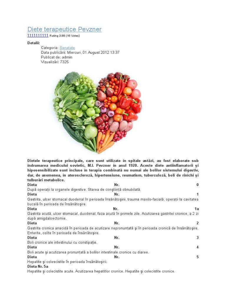 diete terapeutice
