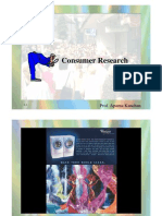Session 2 - Consumer Research