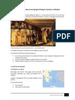 Arte griego 1 cuadrimestre(historia del arte)
