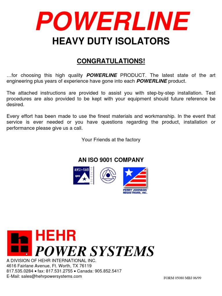 heavy duty insulator alternator electrical wiring wire Powerline Alternator Regulator Assemblie