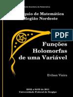 Funções holomorfas