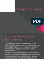 Customer Relationship Management Strategies of PNB and Dena Banks