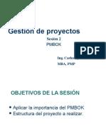 Presentacion 02 - Gestión de Proyectos