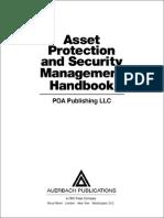 Buku Asset Protection & Security Management Handbook