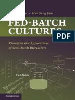 Bioreactors Fedbatch