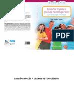 Enseñar Inglés a grupos heterogéneos