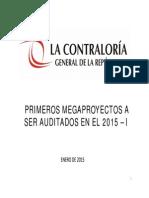 Fichas Técnicas - Megaproyectos