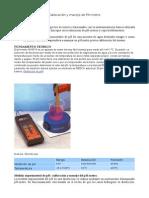 Calibración y Manejo de PH